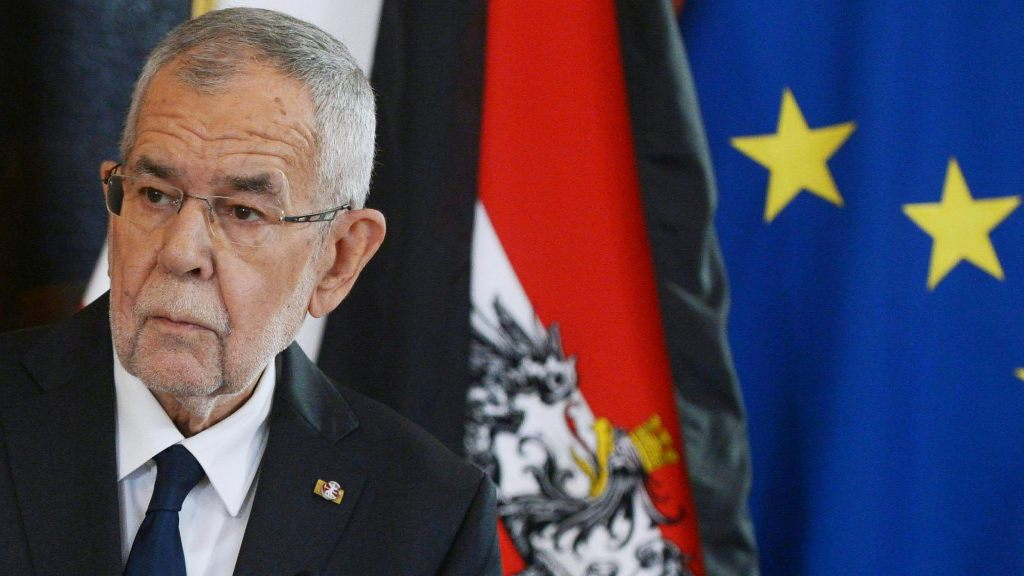 Avusturya Cumhurbaşkanı Van der Bellen hastaneye kaldırıldı