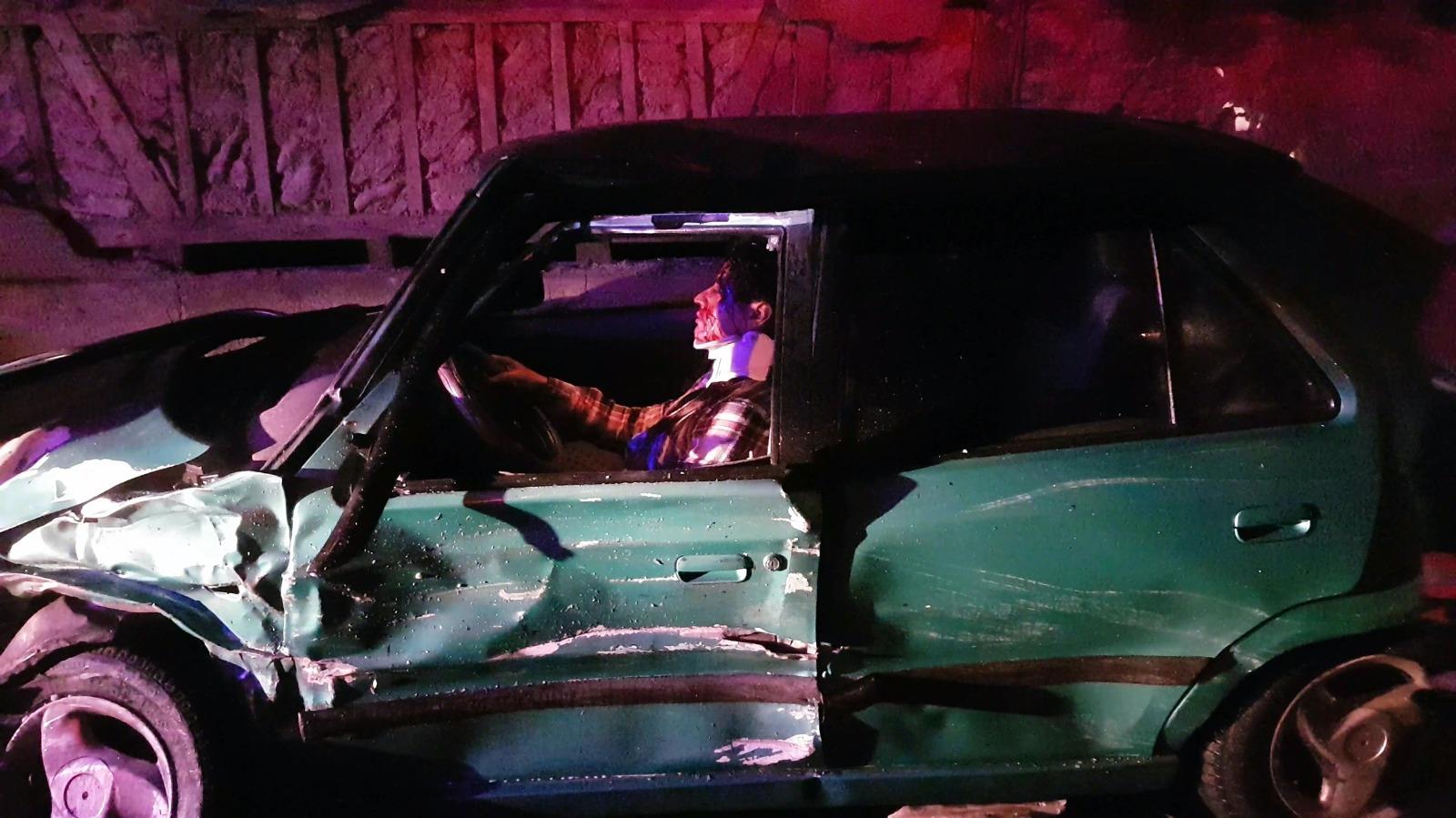 Sapanca'da kaza: 3 yaralı