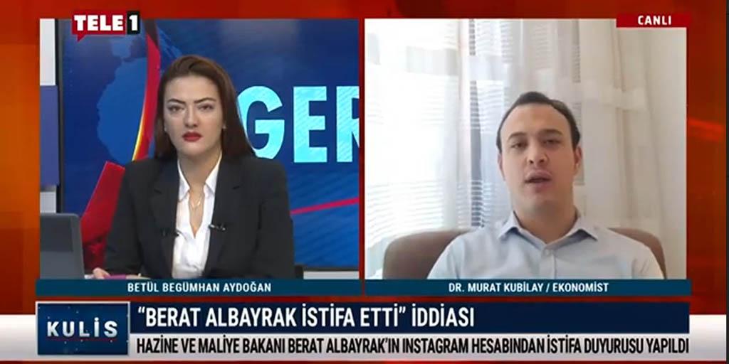 """Murat Kubilay """"Ekonomi 2011'den beri kötü"""" – KULİS"""