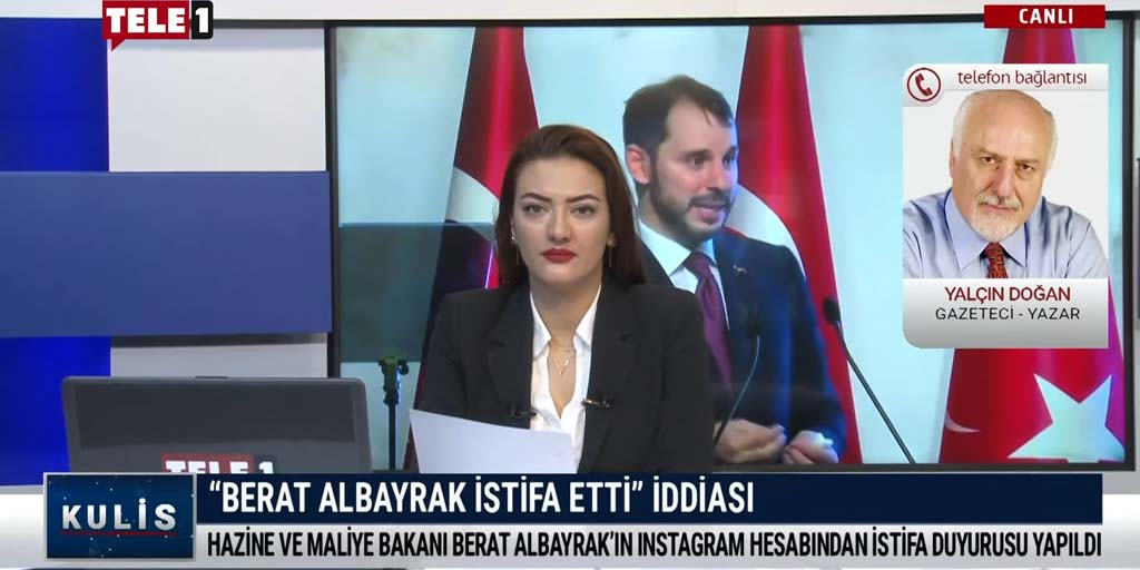 Berat Albayrak'ın istifasının perde arkası – KULİS
