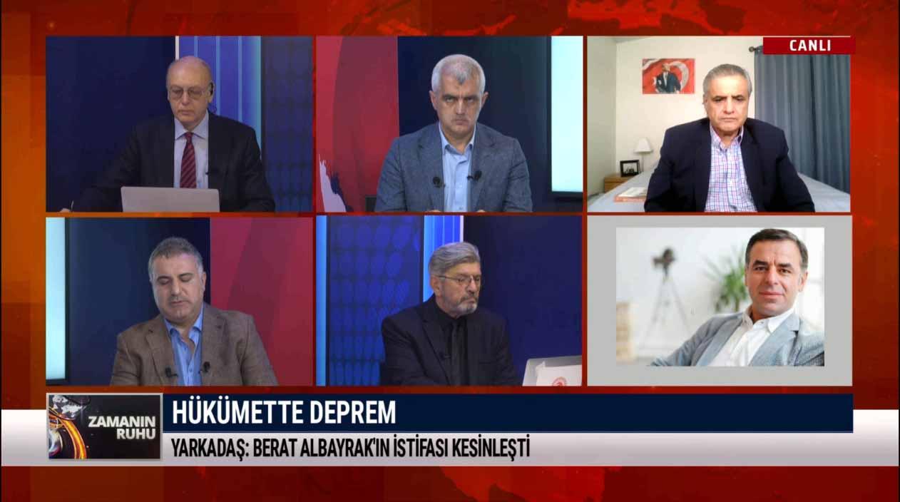 Berat Albayrak'ın istifa haberi doları nasıl etkiledi?- ZAMANIN RUHU