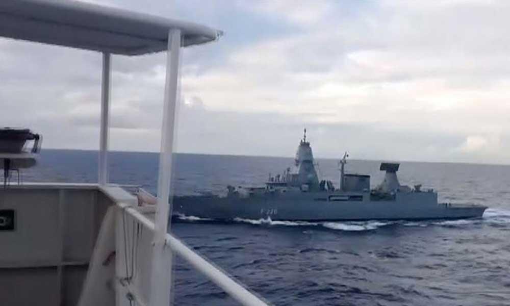 Türk gemisinin yasa dışı aranmasıyla ilgili AB'den flaş açıklama!