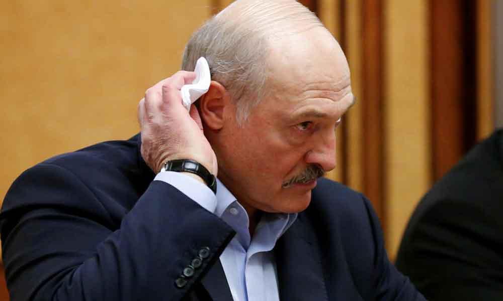 AB, Lukaşenko'yu yaptırım listesine aldı