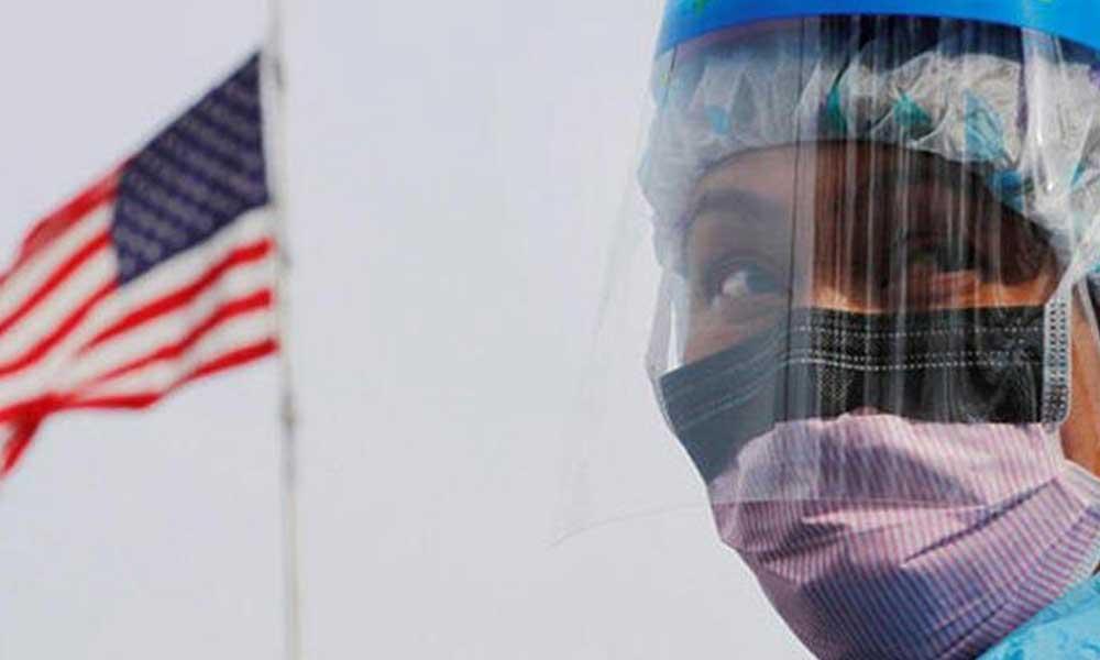 ABD'de Kovid-19 nedeniyle ölenlerin sayısı 260 bini geçti