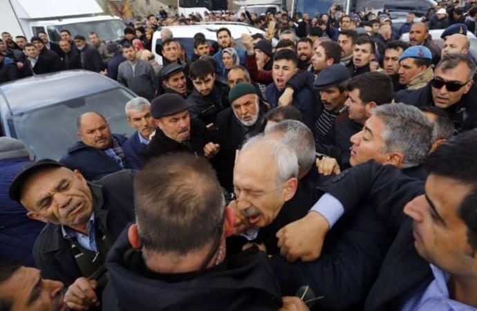 Kılıçdaroğlu'na linç girişimi davası 1 Mart'a ertelendi, sanıklar tutuklanmadı