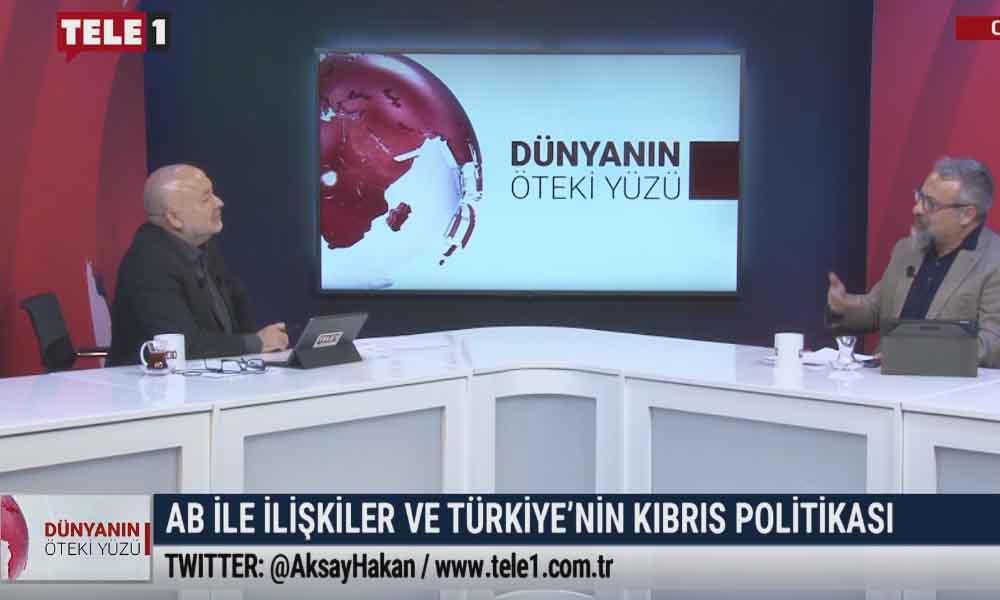 Emekli diplomat Solakoğlu, Türkiye'nin Kıbrıs politikasını yorumladı