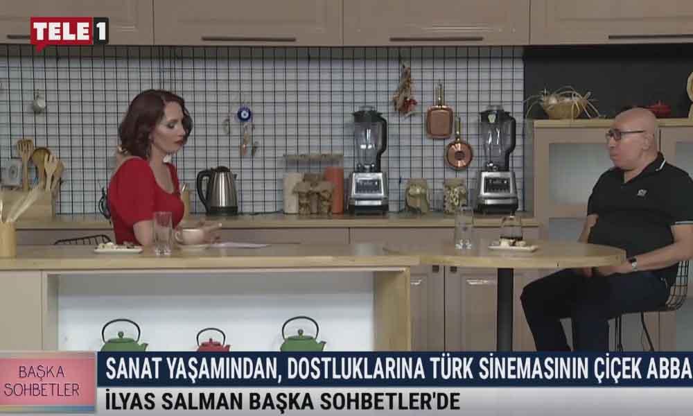 Türk sinemasının mihenk taşı İlyas Salman, 'Başka Sohbetler'de – BAŞKA SOHBETLER (29 KASIM 2020)