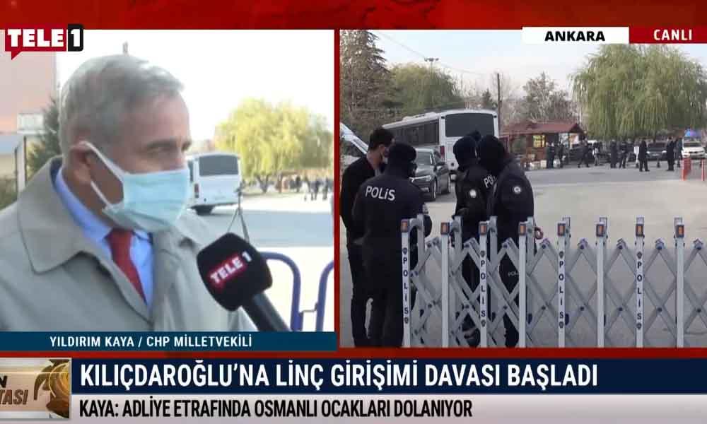 CHP'li Yıldırım: Bu saldırılar tesadüfi değil, organize
