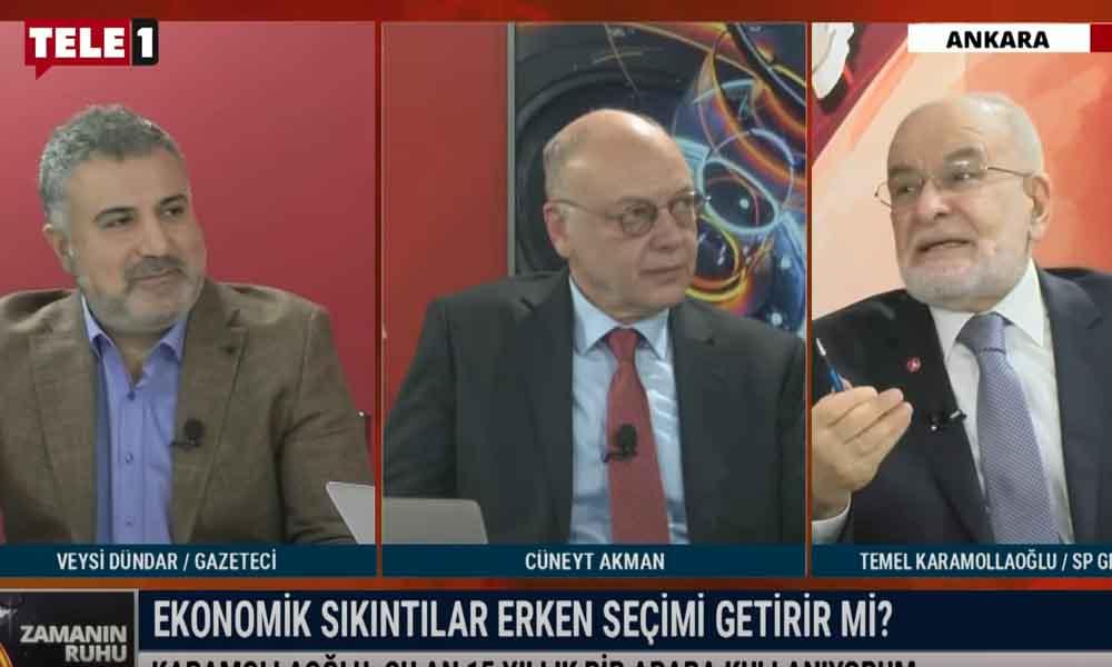 AKP ile Saadet Partisi'nin düşünsel farklılıkları- ZAMANIN RUHU (29 KASIM 2020)