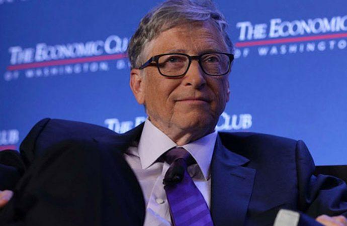 Bill Gates hakkındaki komplo teorilerine yanıt verdi