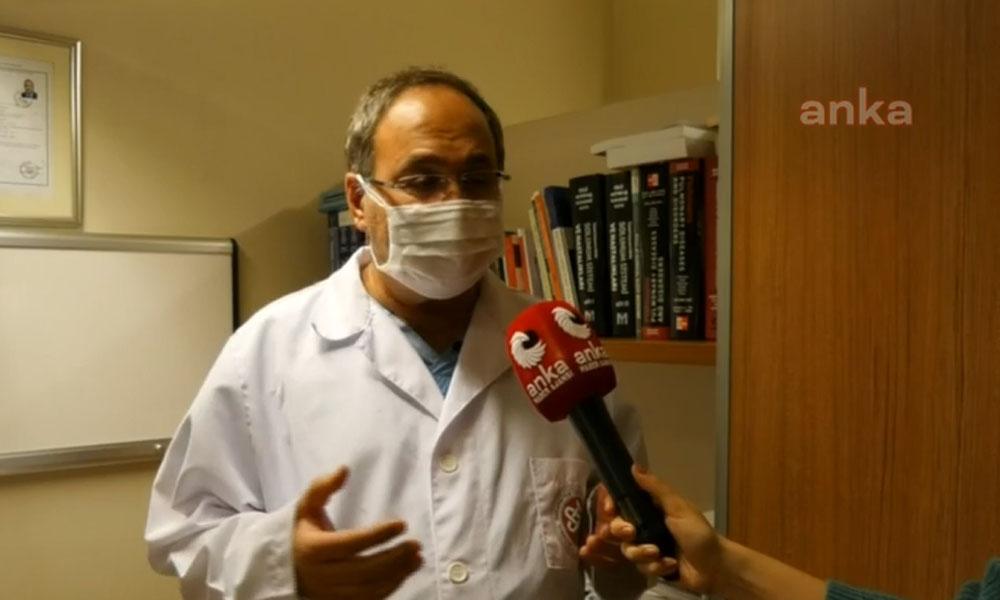 Prof. Tutluoğlu: Hekimler, hasta seçmek zorunda kalabilir