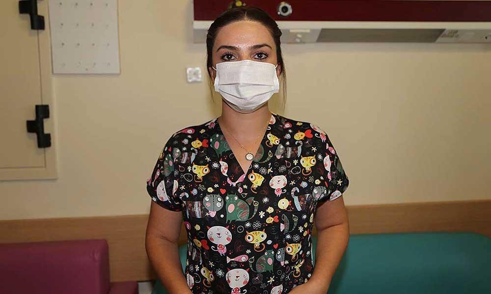 Koronavirüsü atlatan hemşire: 'Ben gencim atlatırım' mantığı çok yanlış