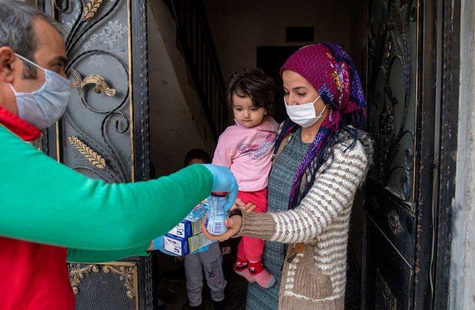 Mersin Büyükşehir ile Nutricia'dan anlamlı işbirliği