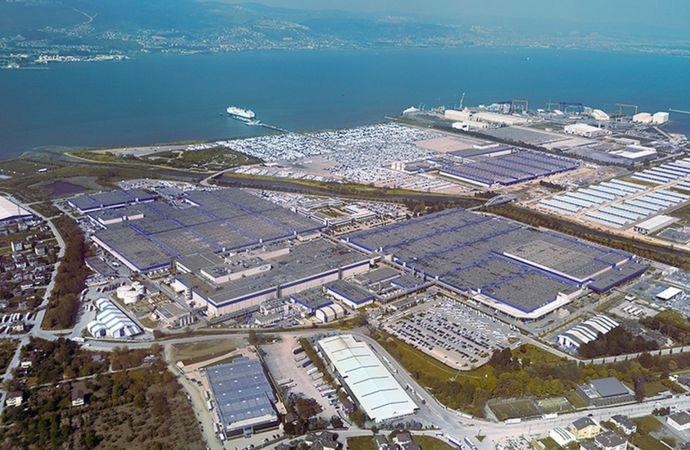 Ford Otosan'ın Gölcük fabrikasında yüzlerce işçi karantinada!