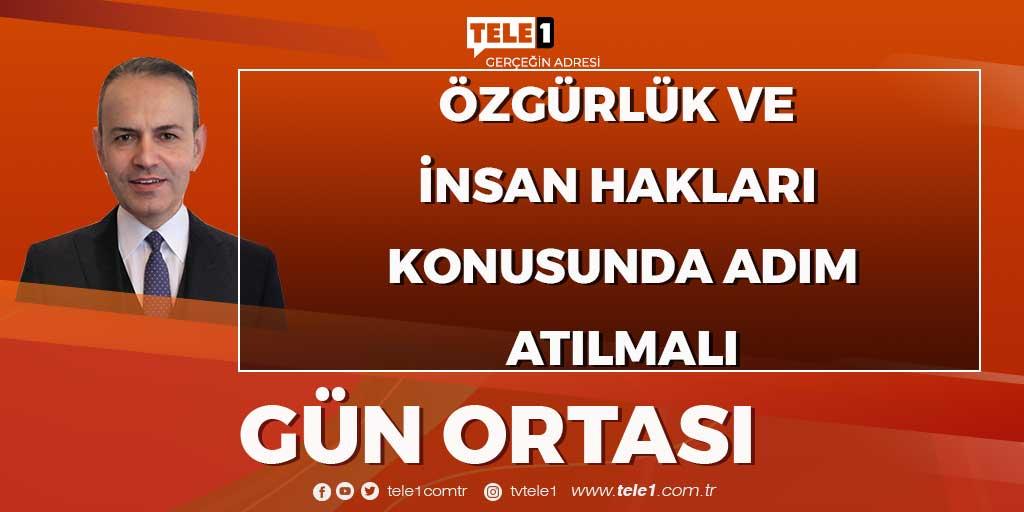 Erdoğan'ın AB çıkışı ne anlama geliyor? – GÜN ORTASI