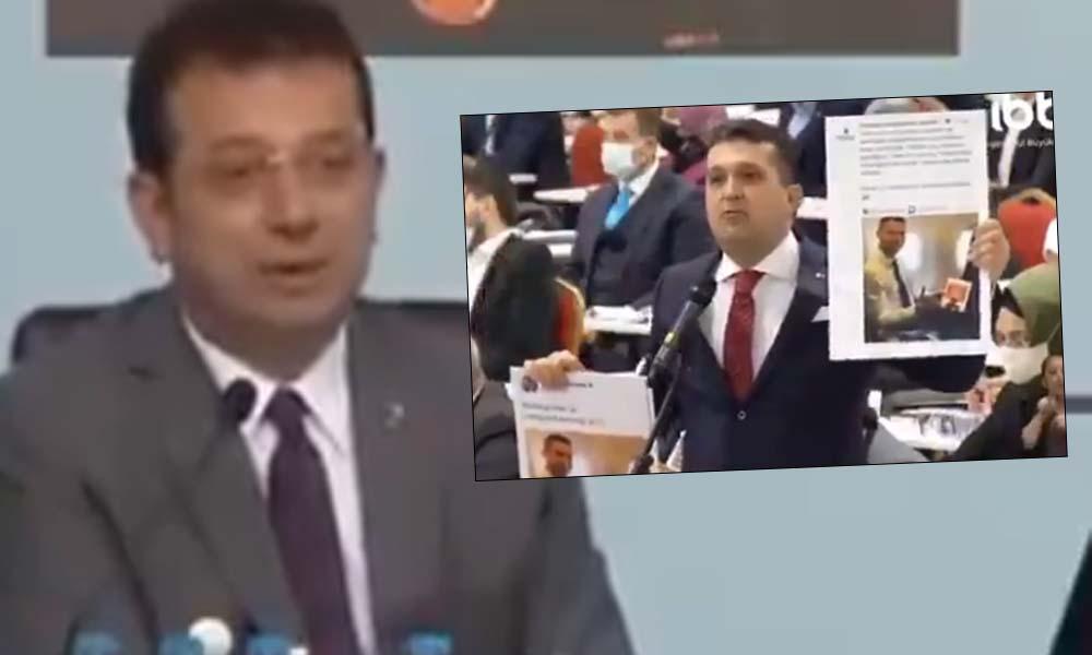 Espriyi gerçek zanneden AKP'li İBB üyesi dalga konusu oldu