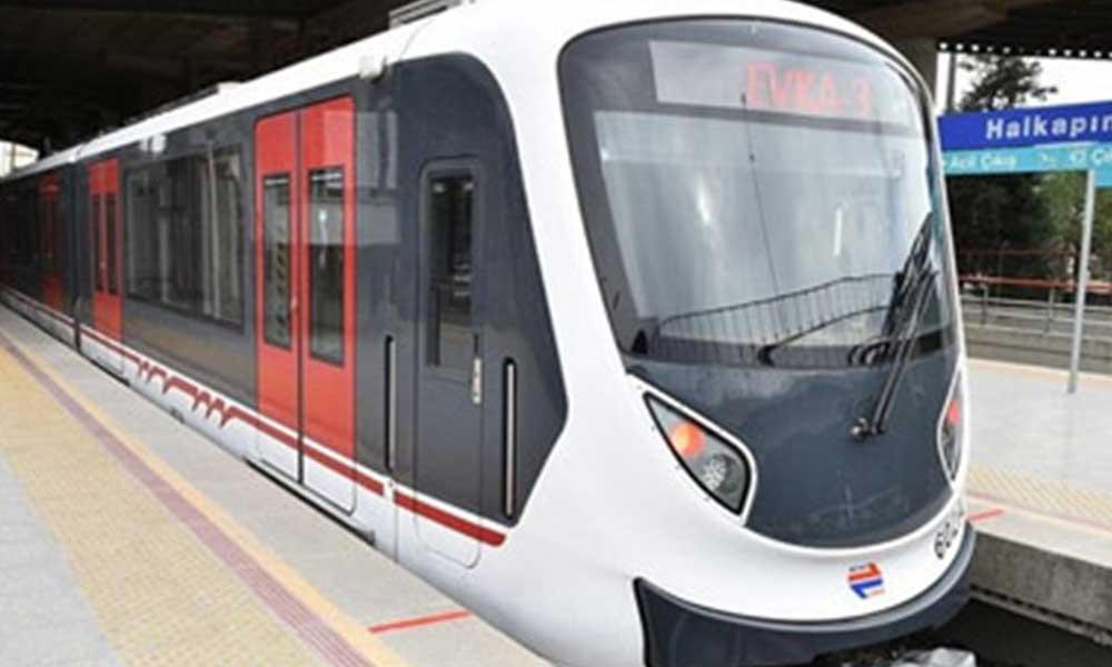 Kurtarma ekibinin İzmir metrosunda yaşadığı olay