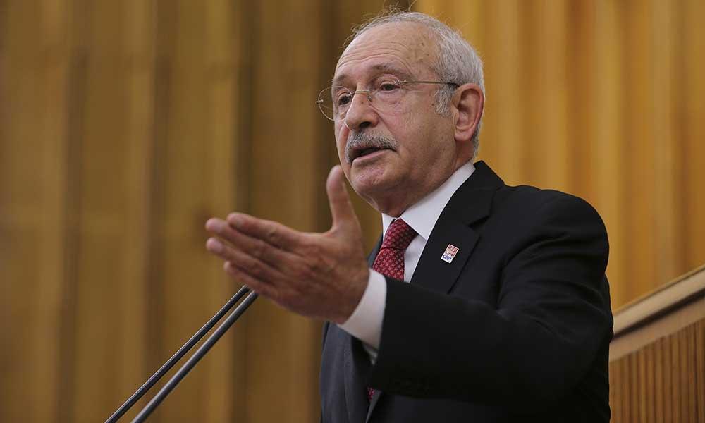 Kılıçdaroğlu'ndan Erdoğan'a: Orduya kumpas kuran bir başbakansın sen!