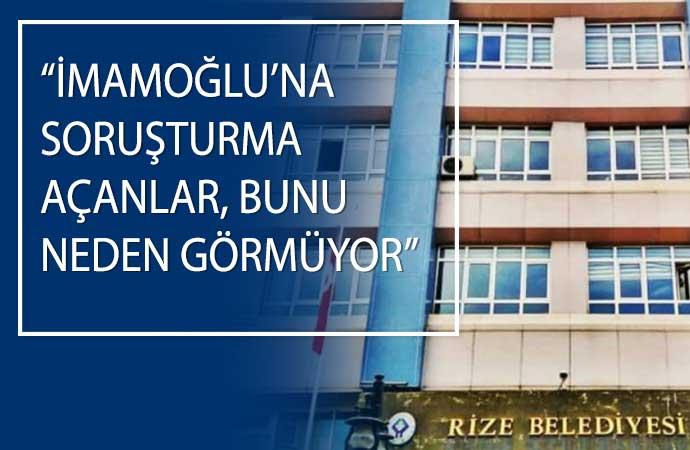 AKP'li belediyeden AKP'li belediyeye 427 binlik ödeme