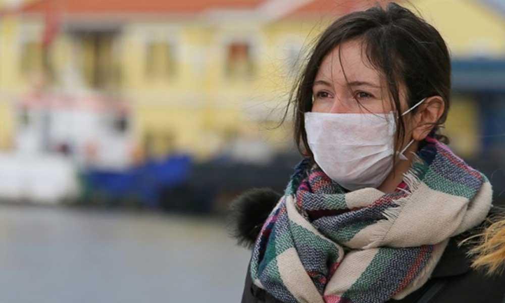 Türkiye'de her 10 kişiden dördü, gün boyu aynı maskeyi kullanıyor