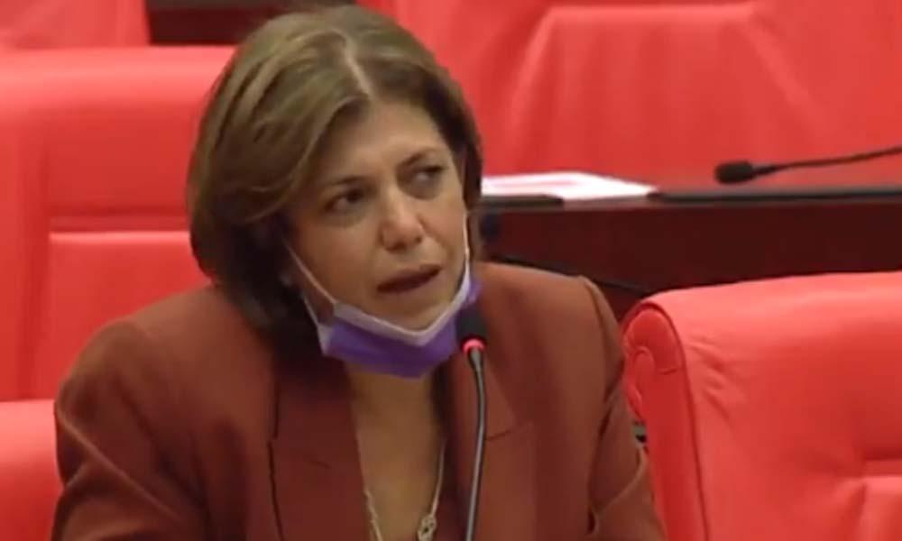 HDP'li Beştaş: 20 yıllık dava arkadaşınızı savunamayacak durumdasınız