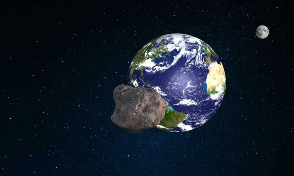 NASA: Gökdelen büyüklüğünde bir asteroit Dünya'nın yakınından geçecek