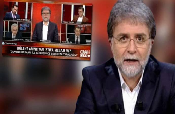"""CNN Türk'te 'Cemil Çiçek' karışıklığı; """"Resmen komedi"""""""