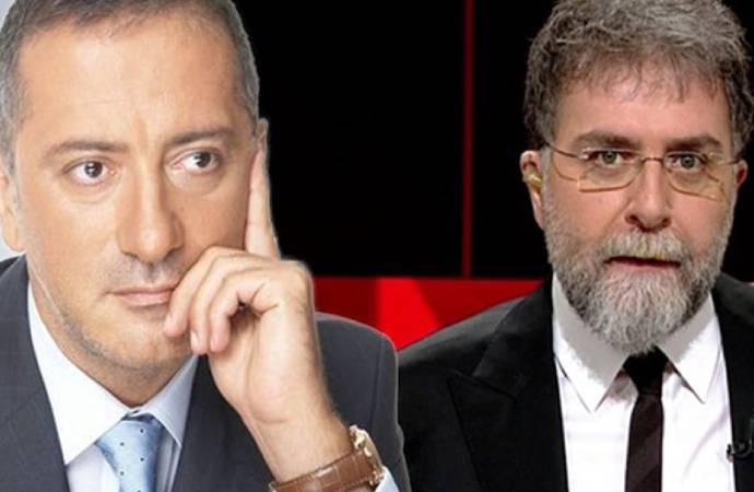 Fatih Altaylı'dan Ahmet Hakan'a: Acaba gazetenin okurları da rencide olmuşlar mıdır?