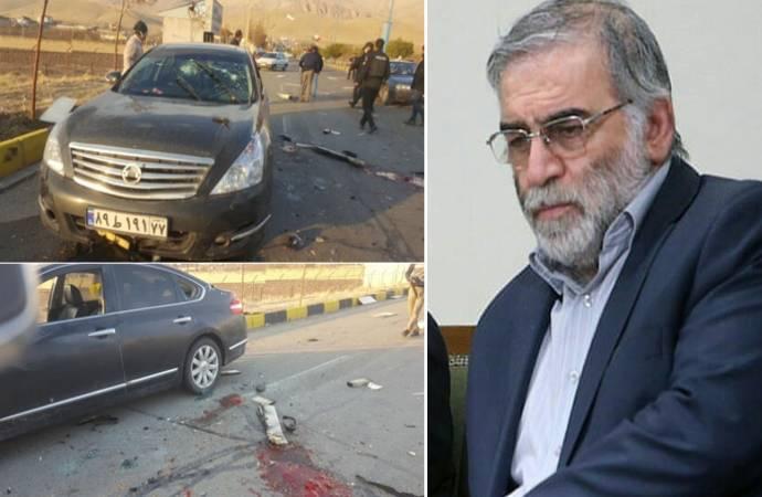 Muhsi̇n Fahri̇zade sui̇kastı; saldırıyla ilgili neler biliniyor, İranlı yetkililer ne diyor?