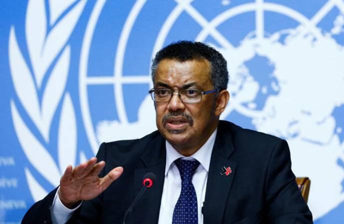 Dünya Sağlık Örgütü Genel Direktörü karantinaya alındı