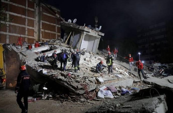 TTB'den 'İzmir depremi' raporu: Siyasi uygulamalar bilime ve doğaya aykırı
