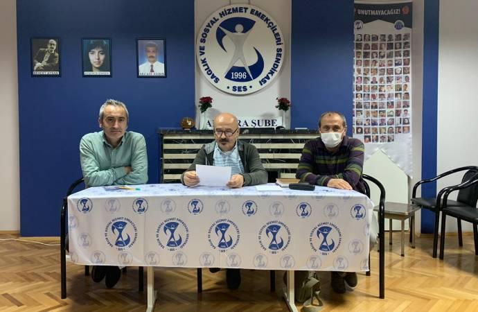 SES: Ankara'da günlük vaka sayısı 2100-2500 aralığında