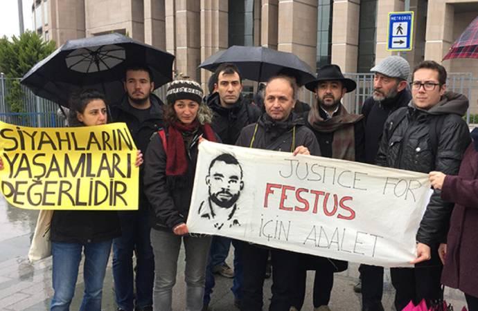 Festus Okey davasında sanık polisin 6 yıla kadar hapsi istendi