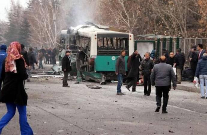 AKP'li vekilin koruması Kayseri patlamasıyla ilgili tutuklandı