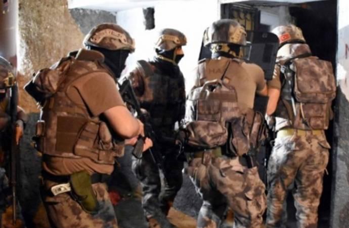 Diyarbakır'da ev baskınları: Çok sayıda gözaltı var
