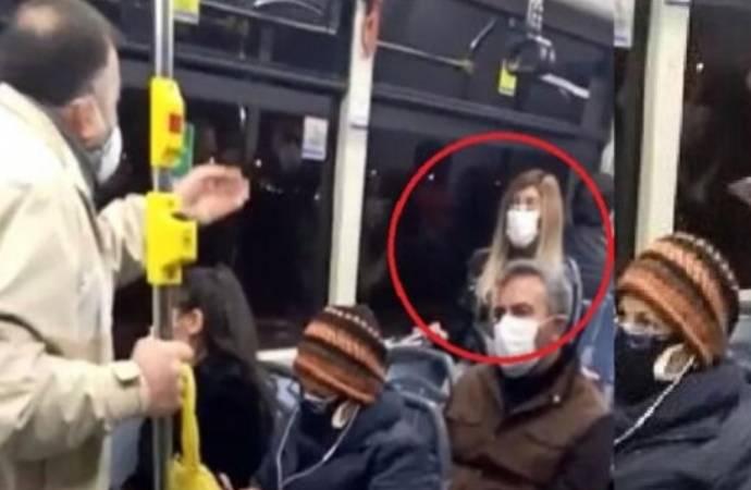 Otobüste 'koronavirüs' paniği; testinin pozitif çıktığını söyleyince ortalık karıştı!