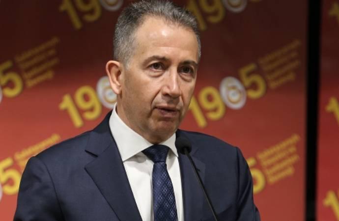 Galatasaray başkanlığına adaylığını açıklayan Öztürk: Yüzde 40 değil, yüzde 100 hazırız