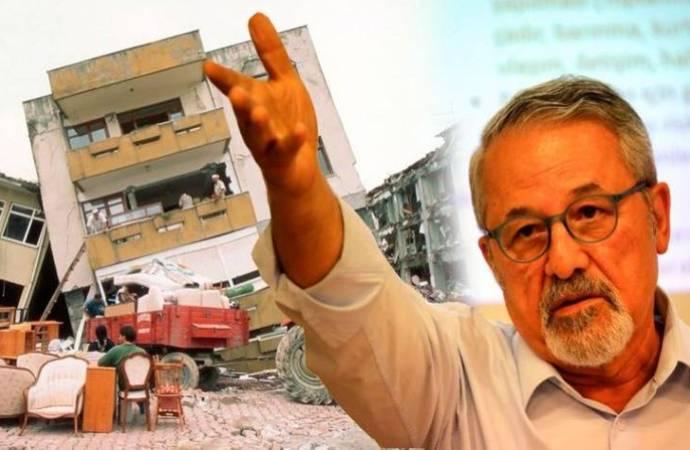 Deprem uzmanı Naci Görür açıkladı: İstanbul'da en riskli bölge neresi?