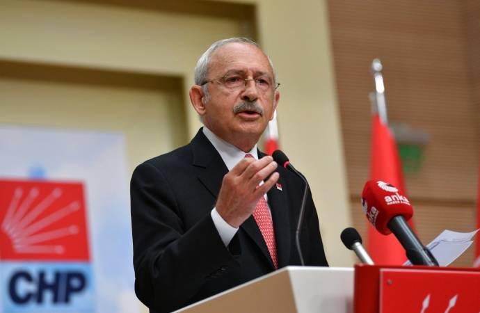Kılıçdaroğlu'ndan kadınlara: Yüzde 50 diyorsanız, ilk imzayı ben atarım