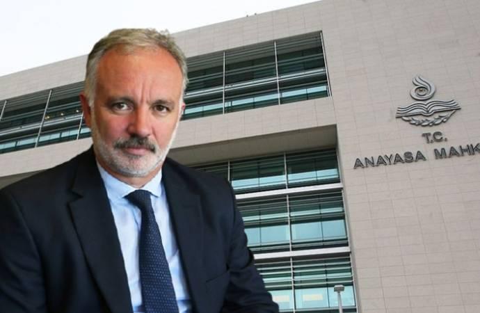 AYM, Ayhan Bilgen'in başvurusunu kabul etti