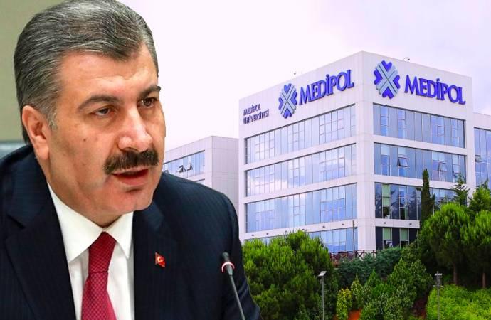 """""""Bakan Koca'nın kurucusu olduğu Medipol de genelgeye uymuyor"""""""