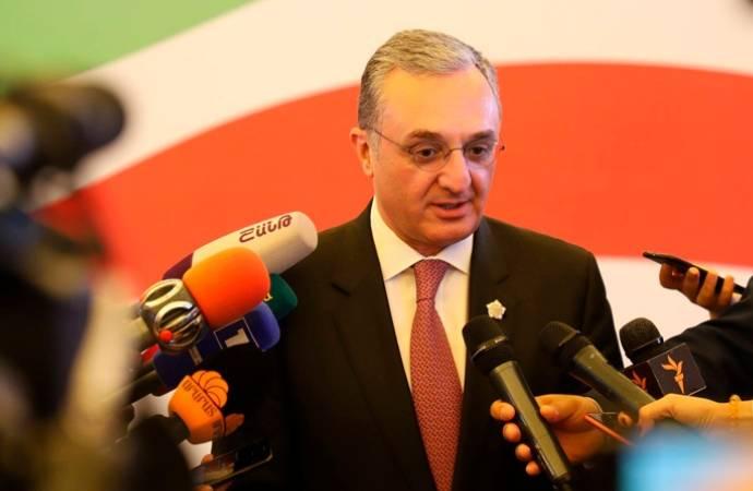 Ermenistan'da Dışişleri Bakanı istifa etti