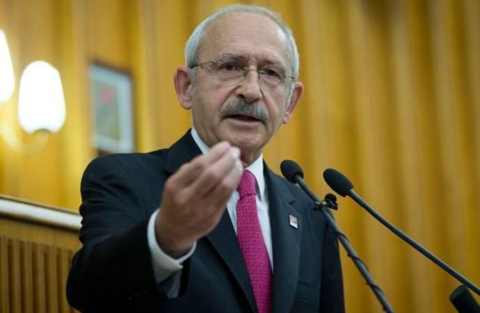 Kılıçdaroğlu'ndan 'adalet' ve 'ekonomi' eleştirisi