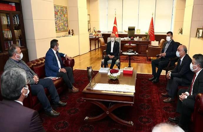Kılıçdaroğlu: Meşru bir partinin yeraltı dünyasını savunması Cumhuriyet tarihinde belki de bir ilk