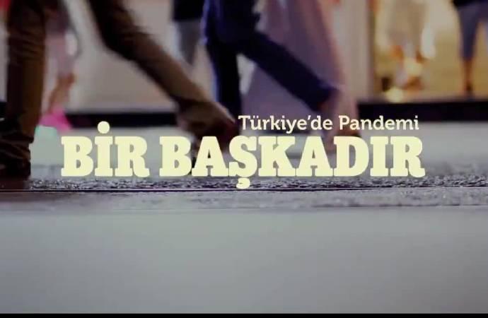 Saadet Partisi'nden 'Bir Başkadır Türkiye'de Pandemi' videosu