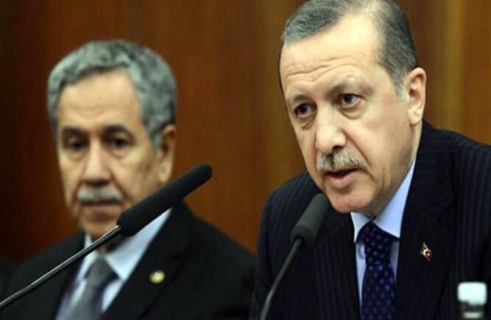 """Erdoğan: Arınç'a, """"Ellerinde Kürtlerin kanı olanları başımıza çıkarıyorsunuz"""" dedim"""