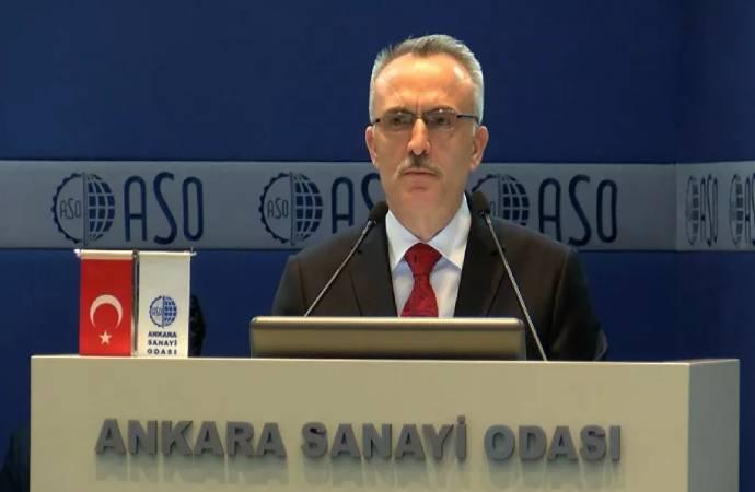 Merkez Bankası Başkanı Ağbal'dan 'toparlanma' açıklaması