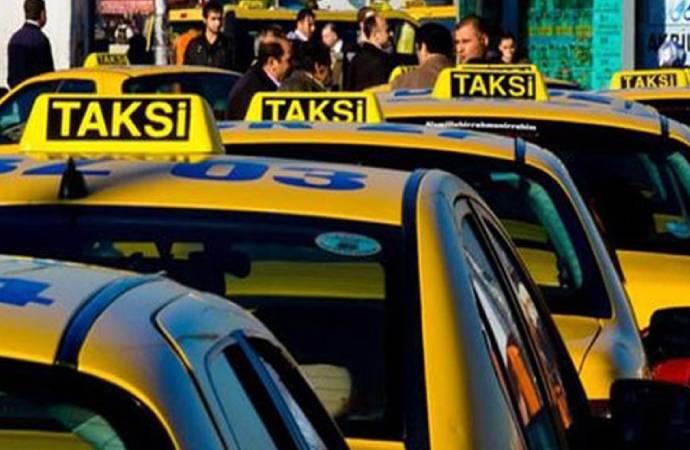 İBB'den 'taksi' açıklaması: Projeyi UKOME'ye tekrar getireceğiz