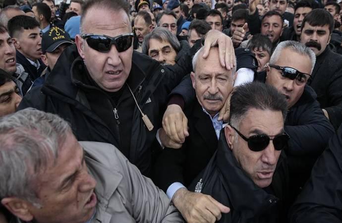 """Kılıçdaroğlu'na 'linç girişimi'nin davası bugün; """"Tezek attılar, bastonla vurdular, yakın diye bağırdılar"""""""