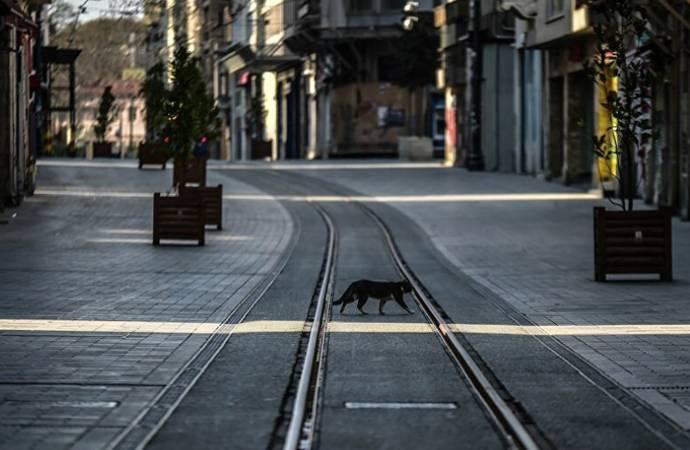 Reuters: Türkiye'de hafta sonu uygulanan sokağa çıkma yasağı sıkılaşacak